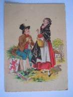 Limburg Limbourg Folklore Illustr Maudy Uitgever Edit BD Barré & Dayez 1194 J - Belgique