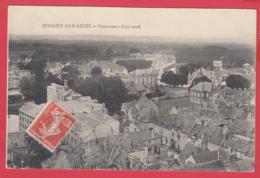 CPA-10-NOGENT-sur-SEINE - Panorama - Côté Nord*1915* 2 SCAN- - Nogent-sur-Seine
