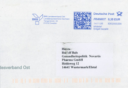 BKK Landesverband Ost Sachsen Dresden Tiergarten-Weg - Krankenkasse AFS - Medizin