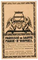 E Noyart, Curé, Sainte Marie D'Oignies, Paroisse De Sainte Marie D'Oignies (pk67072) - Aiseau-Presles