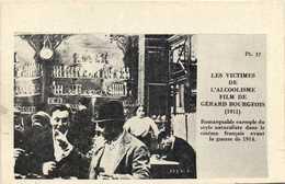 LES VICTIMES DE L'ALCOOLISME FILM DE GERARD BOURGEOIS (1911) RV - Other