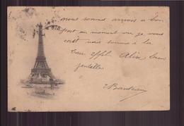 PARIS LA TOUR EIFFEL 75 - Eiffeltoren