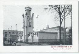 Brussel - Bruxelles - Exposition De Bruxelles 1910 - Pavillon Du Nitrate De Soude Du Chili - 1913 - Monuments, édifices