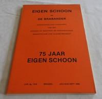 A1560[Tijdschrift] Eigen Schoon En De Brabander, LXIX Jg., 7-8-9, 1986 Erps Kwerps Grimbergen Verbesselt Vannoppen - Histoire