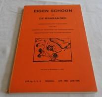 A1561[Tijdschrift] Eigen Schoon En De Brabander, LXIX Jg., 4-5-6, 1986 Erps Kwerps Webbekom Asse Halle Davidts Honden - Histoire