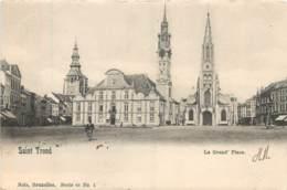 Belgique - Saint-Trond - Nels Série 66 N° 1 : La Grand'Place - Sint-Truiden