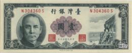 Taiwan 1 NT$ (P1971b) -UNC- - Taiwan