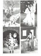 Lot 6 - Photographie - Spectacle Opérette ANDALOUSIE 22 Mars 1980 - Artiste En Costume - Théatre & Déguisements