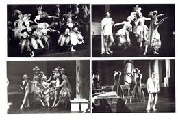 Lot 6 - Photographie - Spectacle Opéra Opérette  - Artiste En Costume - Femme Homme - Théatre & Déguisements