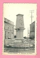 C.P. Champlon  =  Monument  1914-1918 - Tenneville