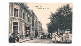 Esch-Alzette, Avenue De La Gare Carte Rare - Esch-Alzette