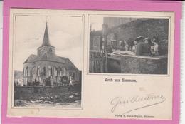 Luxembourg   église Carte    1907   SIMMER - Cartoline