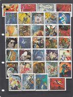 Grenada - ART / CHAGALL 1986/87 MNH - Grenada (1974-...)