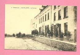 C.P. Champlon  = Hostellerie  :  La  Terrasse - Tenneville