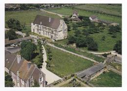 14 TROARN Vers Caen N°327 Vue Aérienne De L'Abbaye Des XI Et XIIème Pelle Mécanique En 1989 Cliché M.Chevret - Sin Clasificación