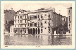 Cartolina Verona Piazza Delle Erbe - Non Viaggiata - Venezia (Venice)