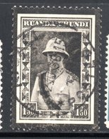 YT 107 OBLITERE - Ruanda-Urundi