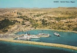 MALTA>>MGARR>>GOZO>>HARBOUR>>FERRY - Malta