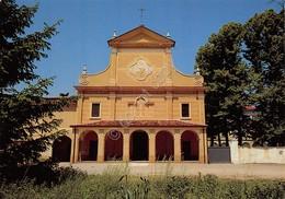 Cartolina Moncrivello Santuario Madonna Del Trompone - Vercelli