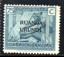 YT 69 NEUF * - Ruanda-Urundi