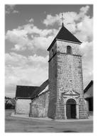 CORLIER - L'église Sainte-Agathe - France
