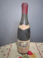 VIN 1978 BOURGOGNE HAUTES COTES DE NUITS Propriétaire Marcel FRIBOURG Villier La Faye Nuits Saint Georges Part Des Anges - Vin