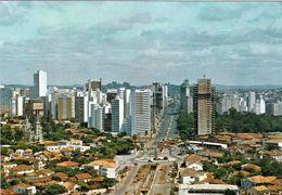 1 AK Brasilien * Blick Auf Belo Horizonte - Luftbildaufnahme  Der Hauptstadt Des Bundesstaats Minas Gerais * - Belo Horizonte