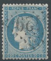 Lot N°52386  N°37, Oblit GC 3429 Sombernon, Côte D'Or (20), Ind 5 - 1870 Siege Of Paris