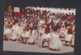 Tahiti Danse Tahitienne Modernisee Executee Par Le Groupe D' Aitutaki ( Afo Giau Ref. 40206 ) - Tahiti