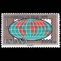 DIA MUNDIAL SELLO - AÑO 1963 - Nº EDIFIL 1510 - 1931-Hoy: 2ª República - ... Juan Carlos I
