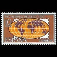 DIA MUNDIAL SELLO - AÑO 1963 - Nº EDIFIL 1511 - 1931-Hoy: 2ª República - ... Juan Carlos I