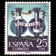 CONG.I.HISPANICAS - AÑO 1963 - Nº EDIFIL 1513 - 1931-Hoy: 2ª República - ... Juan Carlos I