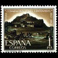 CENT.S.SABASTIAN - AÑO 1963 - Nº EDIFIL 1518 - 1931-Hoy: 2ª República - ... Juan Carlos I