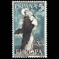 EUROPA - AÑO 1963 - Nº EDIFIL 1520 - 1931-Hoy: 2ª República - ... Juan Carlos I