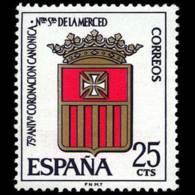 COR.N.SRA.MERCED - AÑO 1963 - Nº EDIFIL 1521 - 1931-Hoy: 2ª República - ... Juan Carlos I