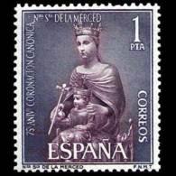 COR.N.SRA.MERCED - AÑO 1963 - Nº EDIFIL 1523 - 1931-Hoy: 2ª República - ... Juan Carlos I