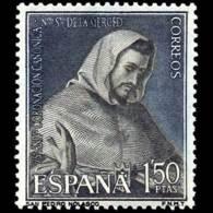 COR.N.SRA.MERCED - AÑO 1963 - Nº EDIFIL 1524 - 1931-Hoy: 2ª República - ... Juan Carlos I