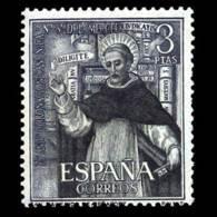 COR.N.SRA.MERCED - AÑO 1963 - Nº EDIFIL 1525 - 1931-Hoy: 2ª República - ... Juan Carlos I