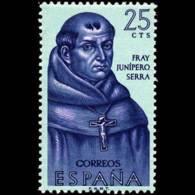 FORJADORES AMÉRICA - AÑO 1963 - Nº EDIFIL 1526 - 1931-Hoy: 2ª República - ... Juan Carlos I