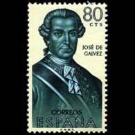 FORJADORES AMÉRICA - AÑO 1963 - Nº EDIFIL 1528 - 1931-Hoy: 2ª República - ... Juan Carlos I