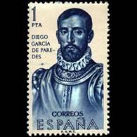 FORJADORES AMÉRICA - AÑO 1963 - Nº EDIFIL 1529 - 1931-Hoy: 2ª República - ... Juan Carlos I