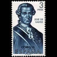 FORJADORES AMÉRICA - AÑO 1963 - Nº EDIFIL 1532 - 1931-Hoy: 2ª República - ... Juan Carlos I