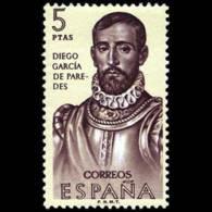 FORJADORES AMÉRICA - AÑO 1963 - Nº EDIFIL 1533 - 1931-Hoy: 2ª República - ... Juan Carlos I
