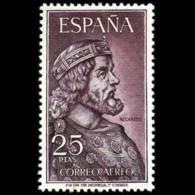 PERSONAJES - AÑO 1963 - Nº EDIFIL 1538 - 1931-Hoy: 2ª República - ... Juan Carlos I