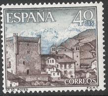 PAISAJES-MONUMENT - AÑO 1964 - Nº EDIFIL 1541 - 1931-Hoy: 2ª República - ... Juan Carlos I