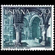 PAISAJES-MONUMENT - AÑO 1964 - Nº EDIFIL 1543 - 1931-Hoy: 2ª República - ... Juan Carlos I