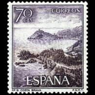 PAISAJES-MONUMENT - AÑO 1964 - Nº EDIFIL 1544 - 1931-Hoy: 2ª República - ... Juan Carlos I