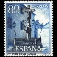 PAISAJES-MONUMENT - AÑO 1964 - Nº EDIFIL 1545 - 1931-Hoy: 2ª República - ... Juan Carlos I
