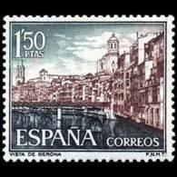 PAISAJES-MONUMENT - AÑO 1964 - Nº EDIFIL 1550 - 1931-Hoy: 2ª República - ... Juan Carlos I