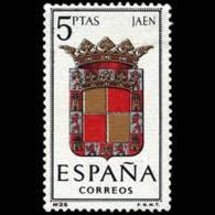 ESCUDO PROVINCIAS - AÑO 1964 - Nº EDIFIL 1552 - 1931-Hoy: 2ª República - ... Juan Carlos I